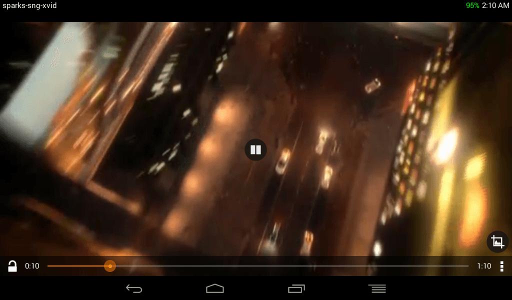 vlc video