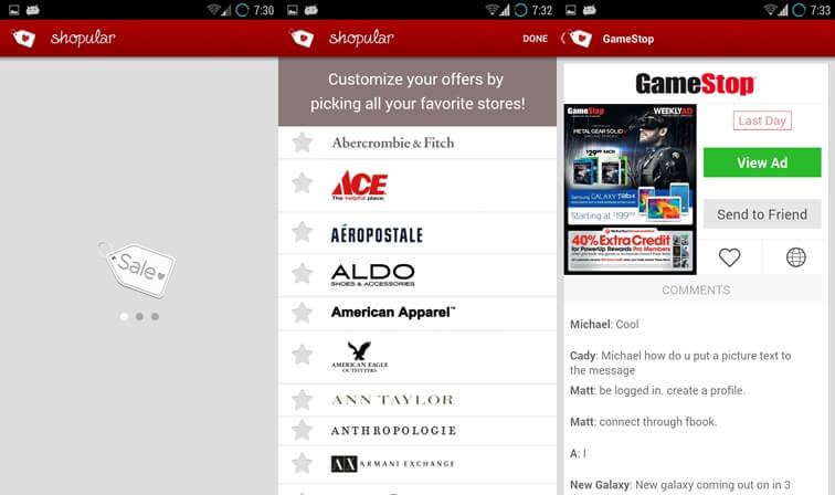 10 najlepších kupónových aplikácií pre Android