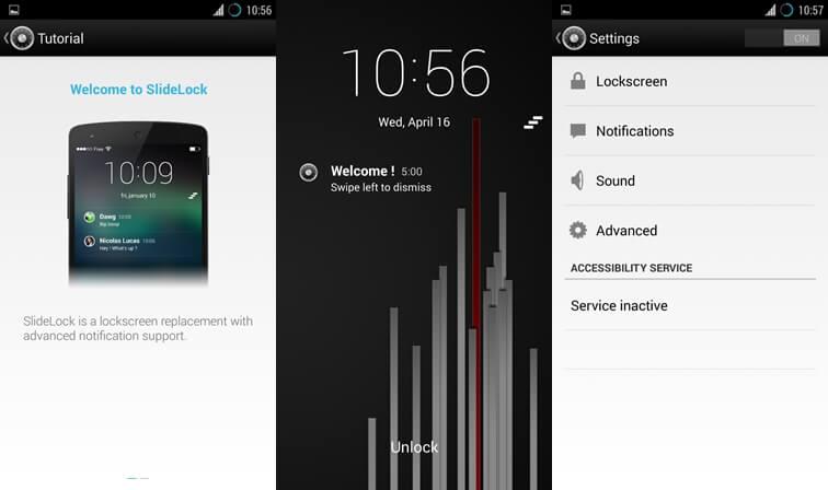10 najlepších aplikácií pre uzamknutú obrazovku systému Android