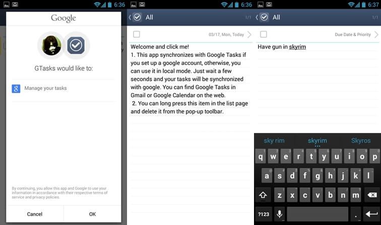 10 najlepších zoznamov aplikácií pre Android