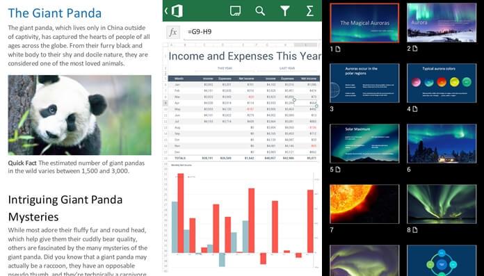 10 najlepších kancelárskych aplikácií pre Android