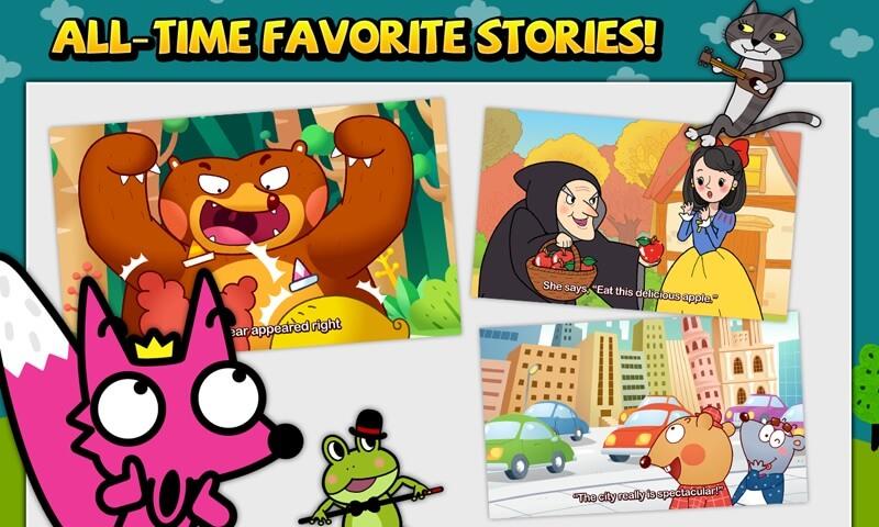 Wow!  Najlepšie príbehy pre deti