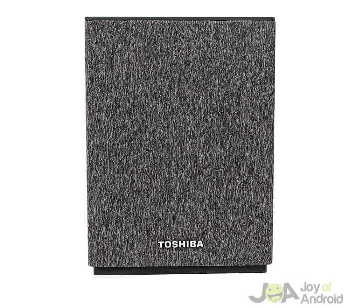 Bluetooth reproduktory Toshiba Chromecast