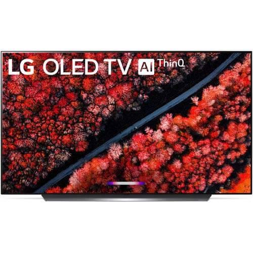 Najlepšia domáca kompatibilná televízia Google: OLED televízor LG C9