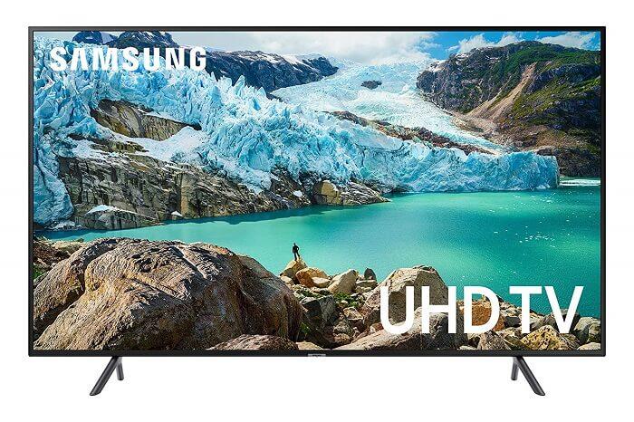 Najlepšia domáca televízia kompatibilná s Google: Samsung RU7100 UHD TV