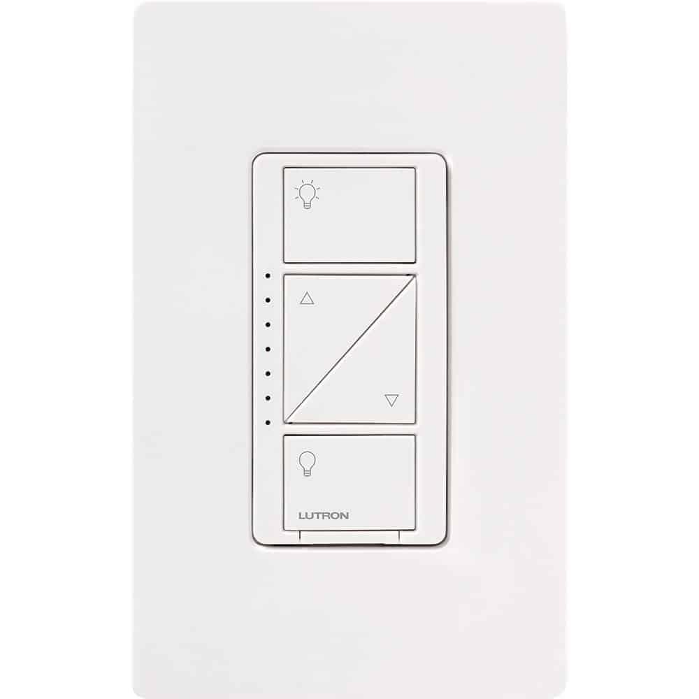 Prepínač stmievača Lutron Caseta Smart Home