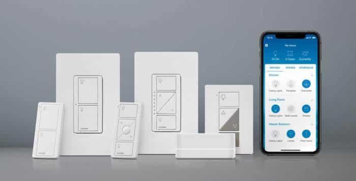 Lutron Caseta Smart Switch
