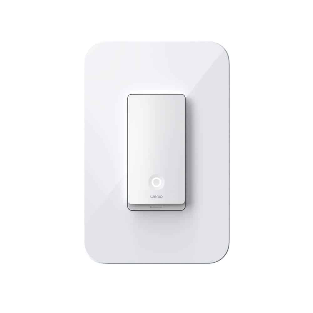 Inteligentné svetlo WeMo Switch 2. gen