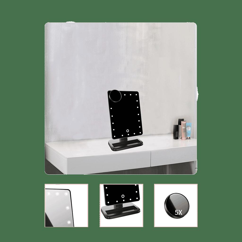 Hansa márnosť bluetooth zrkadlo