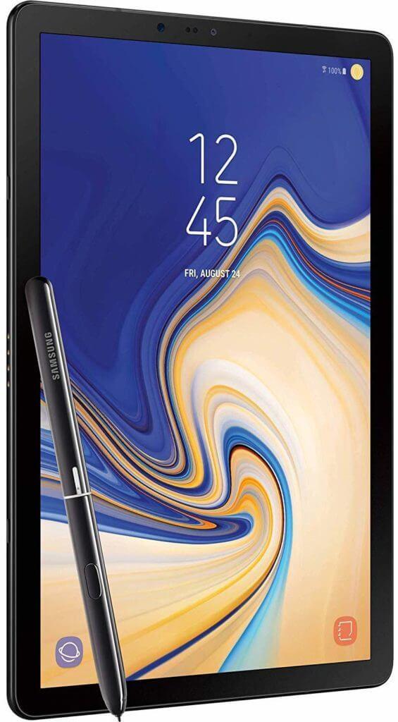 Najlepšie tablety Android na kreslenie - Samsung Galaxy Karta S4