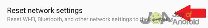 30+ spôsobov, ako vyriešiť problémy s mobilnou sieťou Android doma 12