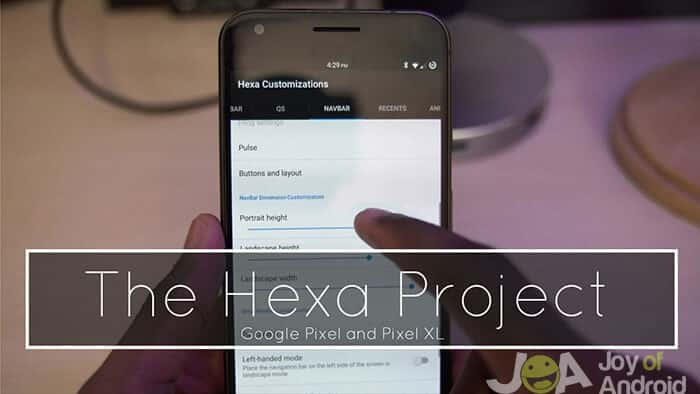 10 najlepších vlastných ROM pre Google Pixel XL (klady a zápory) 11
