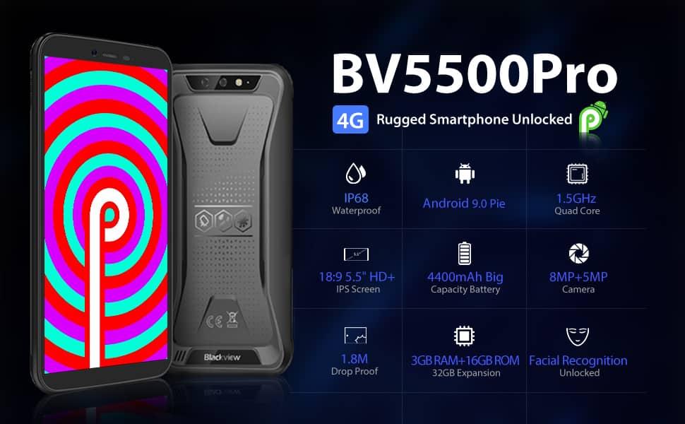 Atribúty BV5500