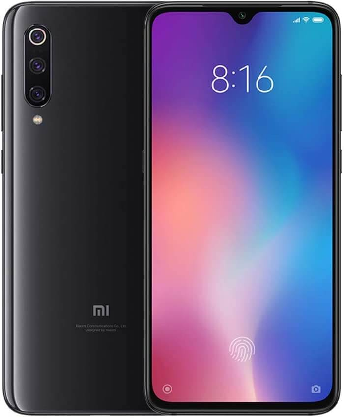 Najlepšia kamera pre smartfóny - Xiaomi Mi9