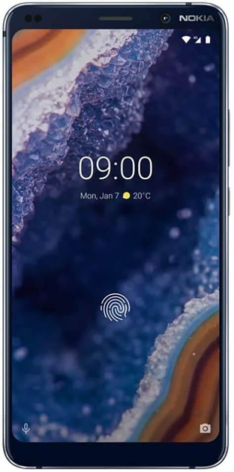 Najlepšia kamera pre smartfóny - Nokia 9 PureView