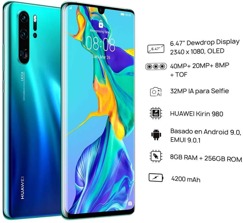 Hľadáte najlepšie dual sim telefóny s Androidom?  Pozrite sa na Huawei P30 Pro