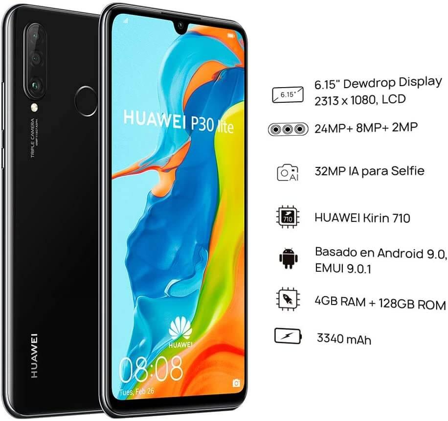 Hľadáte najlepšie dual sim telefóny s Androidom?  Choďte na Huawei P30 Lite