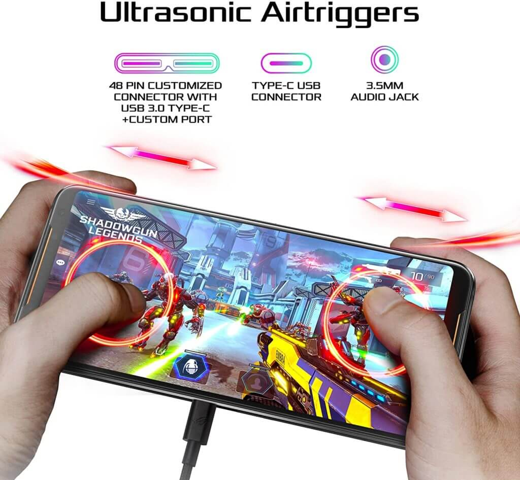 Hľadáte najlepšie dual-sim telefóny s Androidom?  Vyskúšajte telefón Asus ROG!