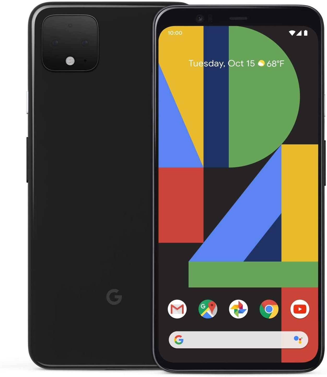 google-pixel-stand-compatible-pixel4-xl-frontback