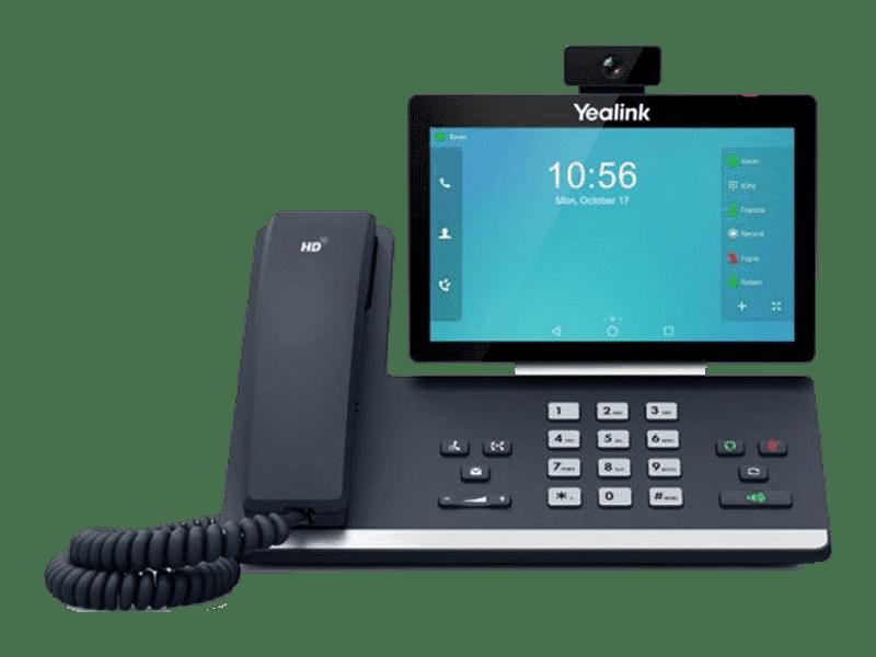 Telefón Yealink SIP-T58V Smart Media pre Android
