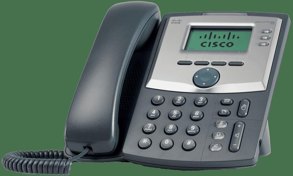 Cisco SPA525G2 5-Line IP telefón s farebným displejom Najlepšie stolné telefóny Android VoIP