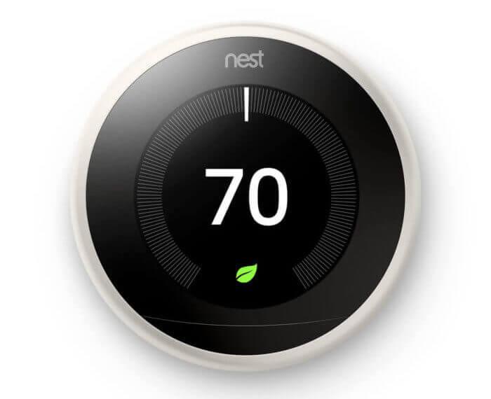 Vzdelávací termostat Nest T3017US