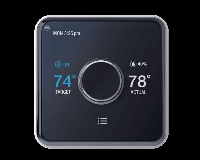 Inteligentný termostat na vykurovanie a chladenie úľa