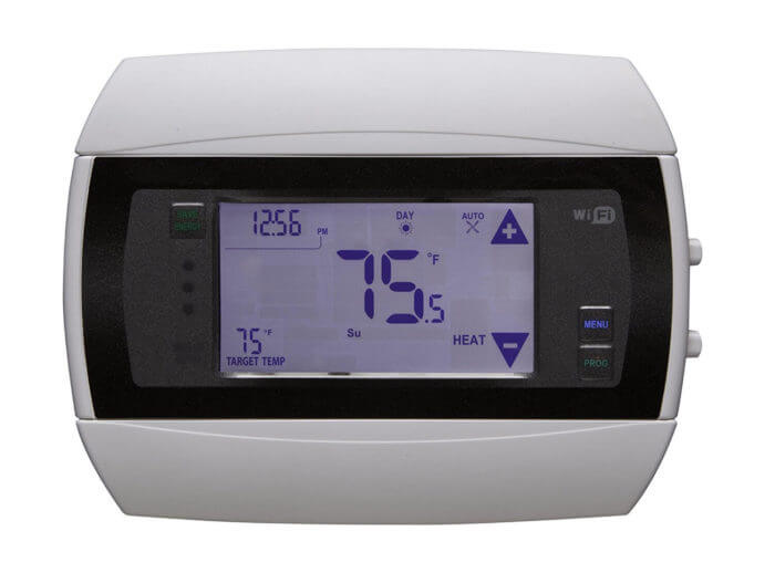 Rádiový termostat CT50 7-Denný programovateľný termostat
