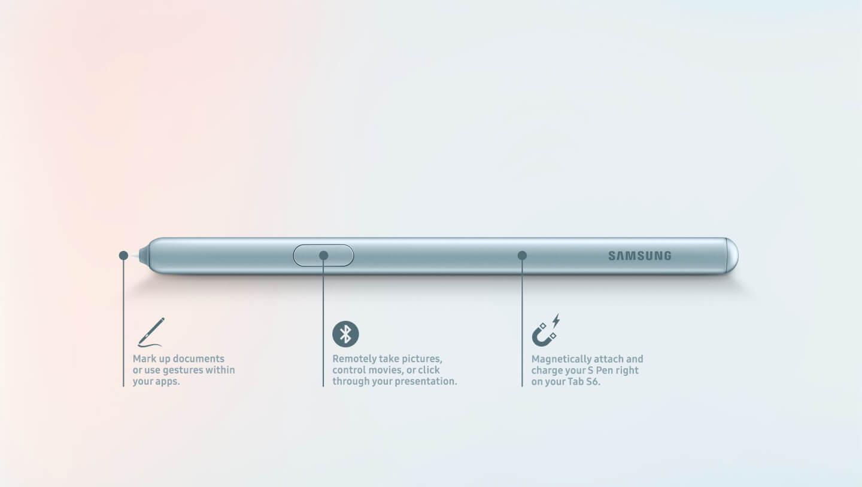 best-4g-lte-tablet-2019-samsung-galaxy-tab-s6-s-pen