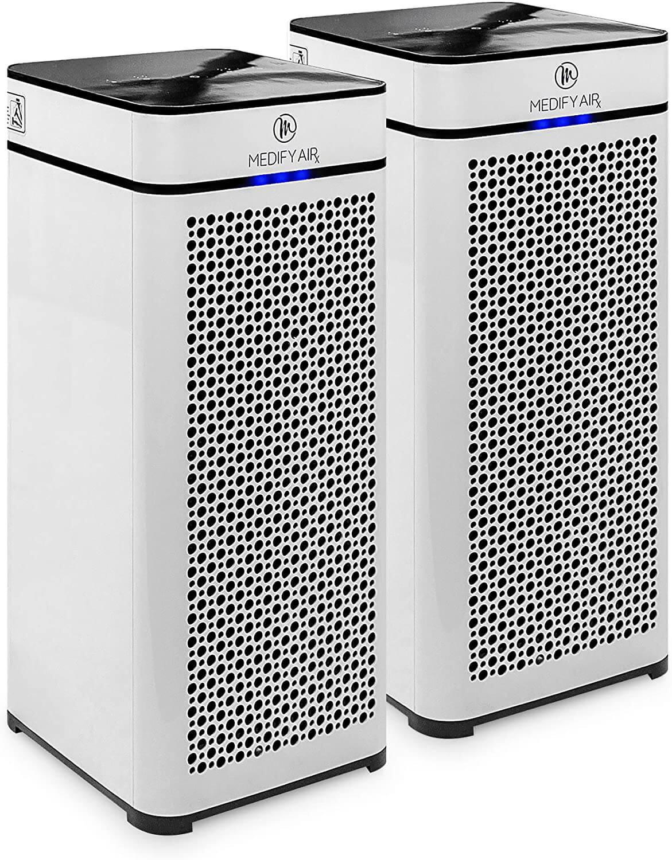 Najlepšia čistička vzduchu - Medify Air