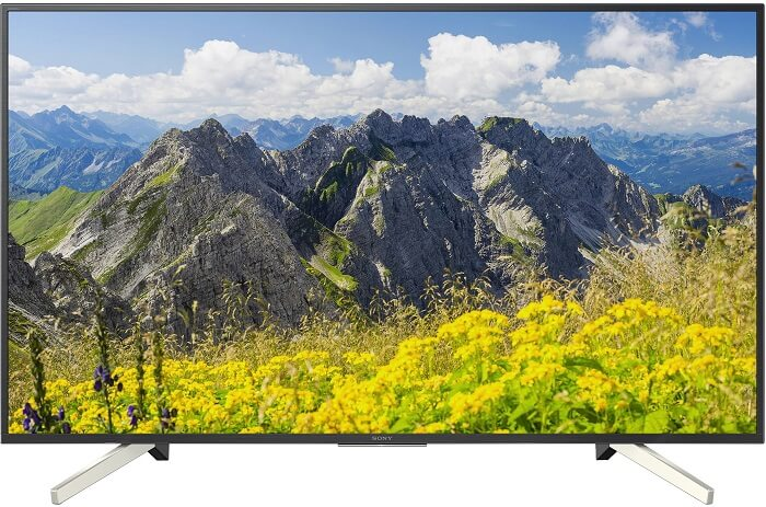 Smart televízor Sony X750F 4K UltraHD Android Smart TV