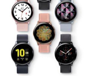 Android Watch Amazon - Prispôsobené tváre spoločnosti Samsung Galaxy Sledujte Active2