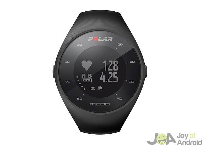 Polar M200 - výber najlepších hodiniek Android pre fitnes a chudnutie - radosť z Androidu