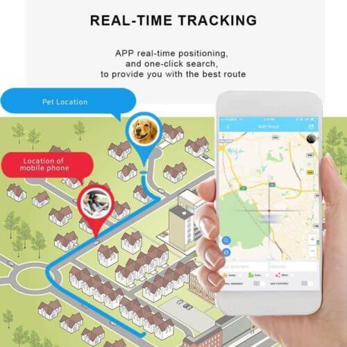 5 GPS trackery pre Android: Monitorujte a sledujte svoje domáce zvieratá 18