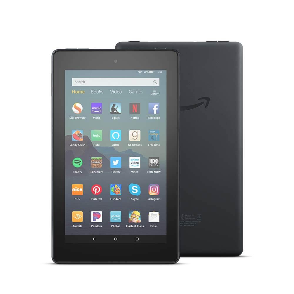 amazon-úplne nový-oheň-7-tablet-najlepsi-darcek-tech-geek do 50 rokov