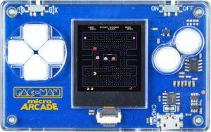 Technické darčeky do 20 dolárov: Micro Arcade
