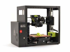 Najlepšie technické darčeky pre umelcov: Mini 3D tlačiareň Lulzbot
