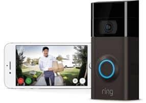 Vyzváňací video zvonček používaný prostredníctvom telefónu