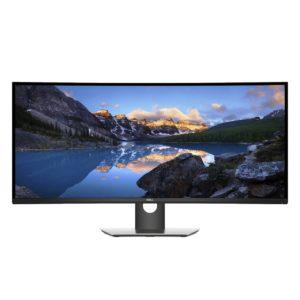 Pohľad spredu na sériu Dell U