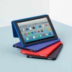 Tablet Fire HD 10 v rôznych farbách