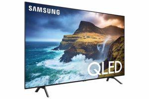 Inteligentná televízia Samsung Ultra QLED 4K Q70 Ultra HD