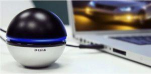 Najlepšie USB Wi-Fi adaptéry: Príklad D-Link AC1900 Ultra Wi-Fi adaptéra