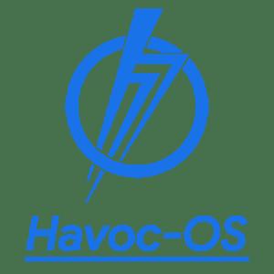 najlepšie vlastné ROMy Havoc OS logo
