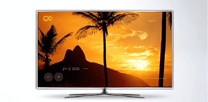 Prehľadávajte na svojej inteligentnej televízii