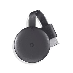 Google Chromecast (3. generácia)