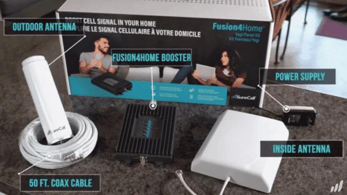 Recenzie na zosilňovač signálu mobilného telefónu: Čo potrebujete vedieť 12