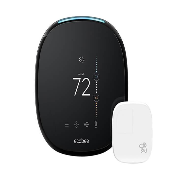 Inteligentný termostat Ecobee4