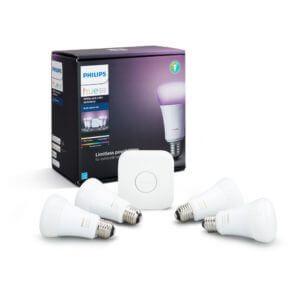Inteligentná žiarovka PhilipsHue
