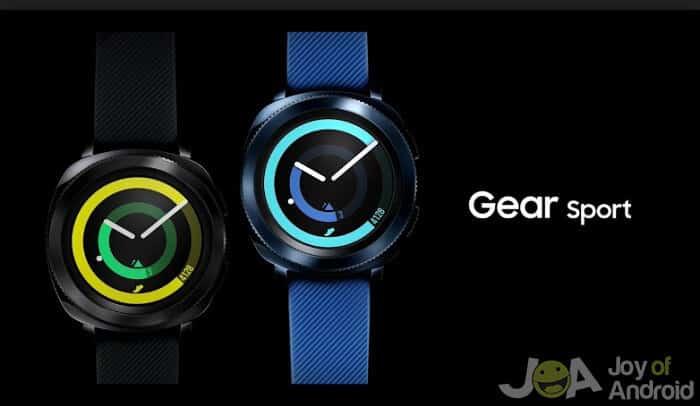 Samsung Gear Sport - najlepšie vodotesné hodinky pre Android: naše 2 Obľúbené od Joy of Android