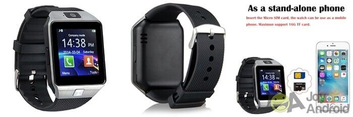 Najlepšie hodinky s Androidom s kamerou 7